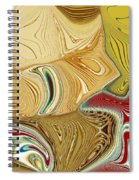 Vincent Meets Pablo Spiral Notebook