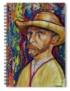Vincent Spiral Notebook