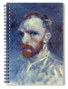 Vincent Van Gogh Spiral Notebook