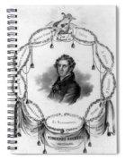 Vincenzo Bellini, Italian Composer Spiral Notebook
