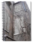 Vine Covered Dormitory Spiral Notebook