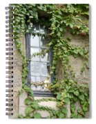 Vine-covered Mysteries I Spiral Notebook