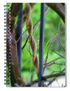 Vines II Spiral Notebook