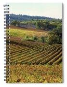 Vineyard 22 Spiral Notebook
