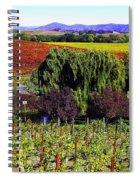 Vineyard 5 Spiral Notebook