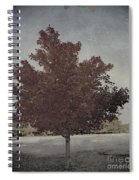Vintage Autumn Moment Spiral Notebook