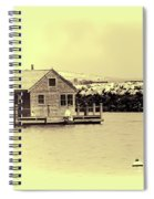 Vintage Cape Cod Spiral Notebook