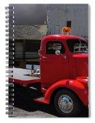 Vintage Chevrolet Truck Spiral Notebook