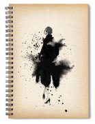 Vintage Coat Dress 2 - By Diana Van Spiral Notebook