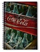 Vintage Coca Cola 1 Spiral Notebook