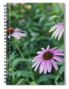 Vintage Flowers Spiral Notebook