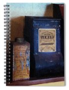 Vintage Kitchen Magick Spiral Notebook