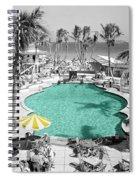 Vintage Miami Spiral Notebook