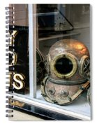 Vintage Nautical Items For Sale Spiral Notebook