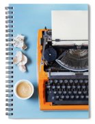 Everything In Order Spiral Notebook