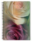 Vintage Roses 2 Spiral Notebook
