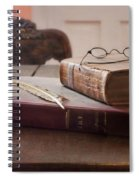 Vintage Still Life Spiral Notebook