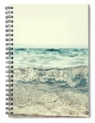 Vintage Waves Spiral Notebook