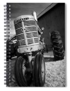 Vintage Workhorse - Farmall Spiral Notebook