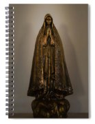 Virgin Mary - Apaneca Spiral Notebook