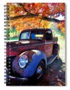 Virginia Beauty Spiral Notebook