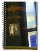 Virginia Dale Burn Relics Spiral Notebook