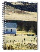 Virginia Dale Colorado Spiral Notebook
