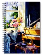 Virginia Waltz Spiral Notebook