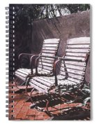 Virginia's Repose Spiral Notebook