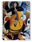 Virtuoso Spiral Notebook