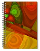 Vision Of Joy Spiral Notebook