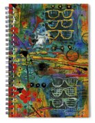 Visions Of A Good Life Spiral Notebook