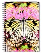Visions Of Spring Spiral Notebook