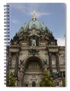 Visiting Berlin 2 Spiral Notebook