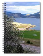 Vista 6 Spiral Notebook