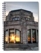 Vista House 0021 Spiral Notebook