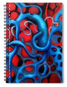 Vital Network 2 Spiral Notebook