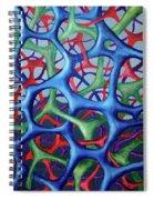 Vital Network IIi Spiral Notebook