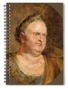 Vitellius Spiral Notebook