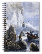 Vitus Jonassen Bering Spiral Notebook