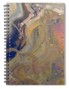 Vivid Dreams 3 Spiral Notebook