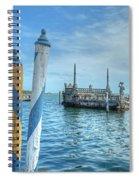 Vizcaya 2 Spiral Notebook