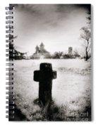 Vlad Draculas Palace Spiral Notebook