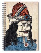 Vlad IIi (1431-1477) Spiral Notebook