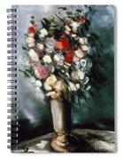 Vlaminck: Summer Bouquet Spiral Notebook