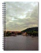 Vltava View 1 Spiral Notebook