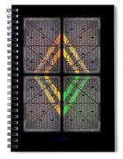 Voices For Green Spiral Notebook