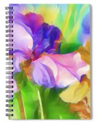 Voices Of Spring Spiral Notebook