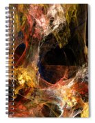 Voids Spiral Notebook