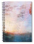 Voix Sereines Spiral Notebook